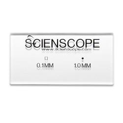 SCIENSCOPE Calibration Target CC-SC-GM