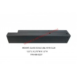 MOUNT, GLASS SCALE