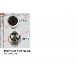 TWIST-LOCK RECEPTACLE