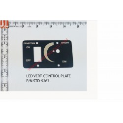 CONTROL PLATE