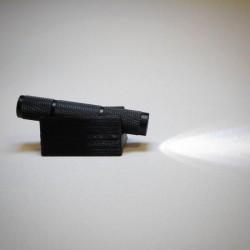 LED Flashlight and Holder